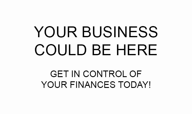 Your business could be here